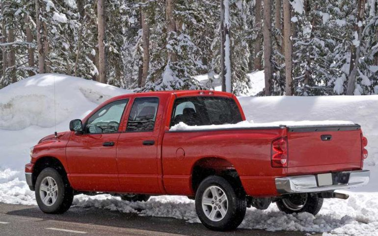 Salient Features of the Chevy Silverado