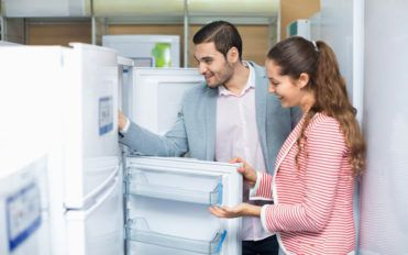 Say goodbye to freezing woes with an upright freezer