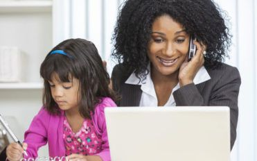 Stay-at-home parent? Here are 4 jobs that let you work from home