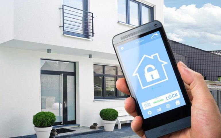Stay safe with smart home security systems