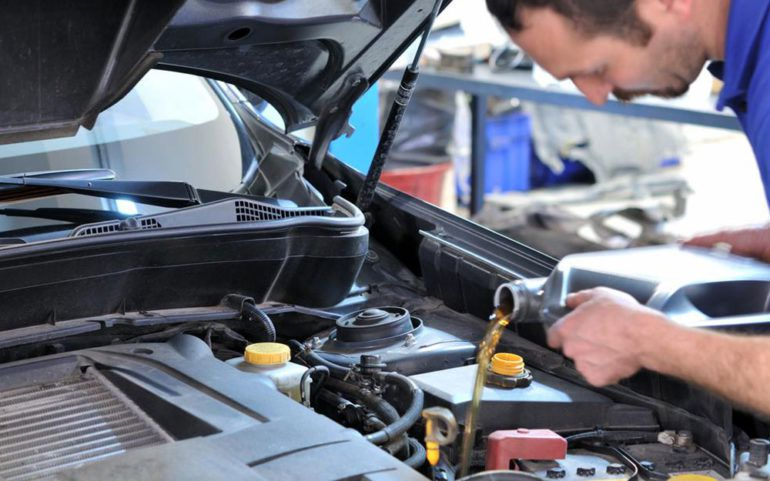 Tips for changing oil in your car
