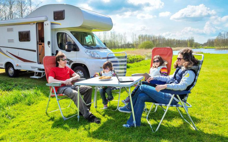 Tips on buying a used RV