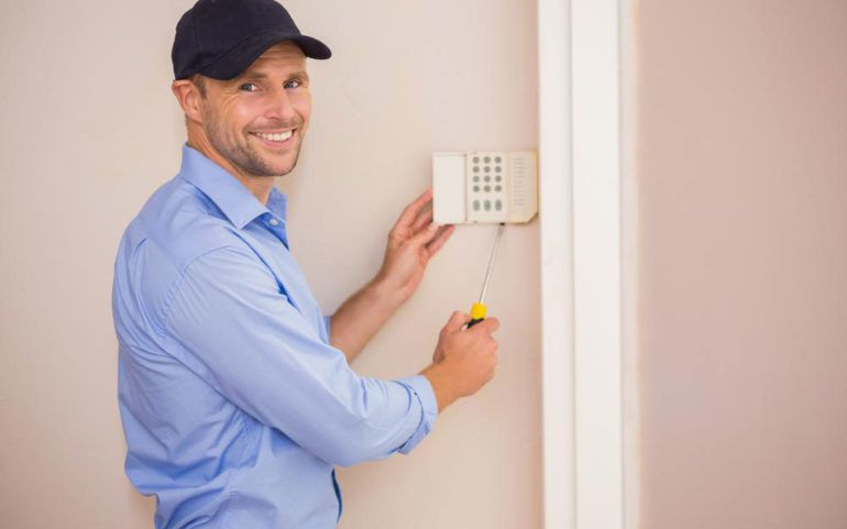 Tips to maintain your home alarm system