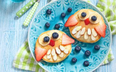 Toddler-friendly healthy snacks ideas