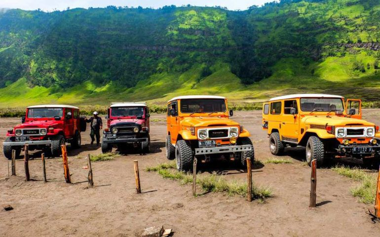 Top 4 Jeeps for Sale
