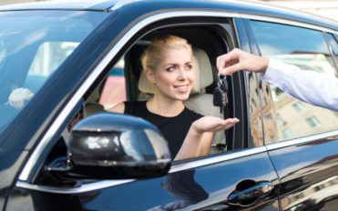 Top companies for car rentals in the country
