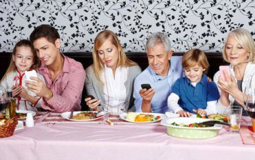 Top two cell phone plans for families