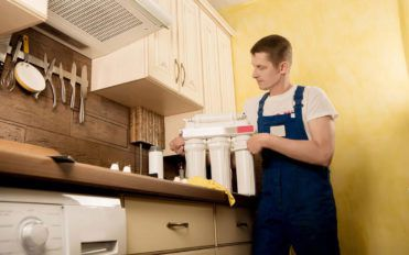 4 different types of processes for water filtration