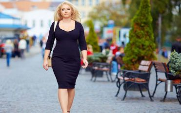 4 fun styling tips for plus-sized clothing