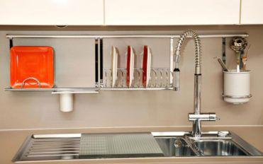 4 genius ways to organize your kitchen