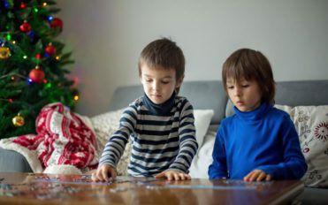 4 popular Christmas games for children