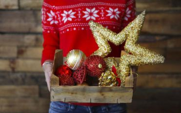 4 tips for Christmas decoration for those on a budget