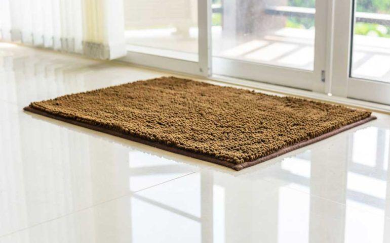 5 Advantages of Using Floor Mats
