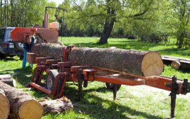 5 Popular Portable Sawmill Companies