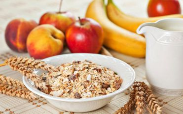 5 reasons why the peach oatmeal crisp recipe is a healthy meal
