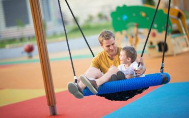 5 tips to safely install outdoor play sets for your kids