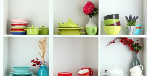 6 cheap DIY kitchen storage ideas