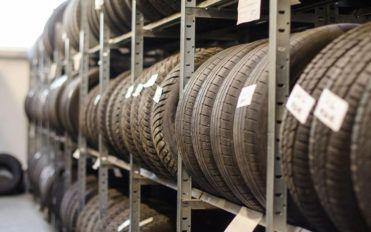 A brief history of car tires