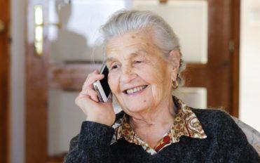 Advantages of senior cell phones