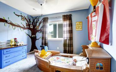 Affordable decorating ideas for your kids' room