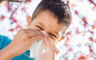 Allergic rhinitis treatment for kids