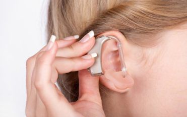 An overview of the hearing test on the Starkey website