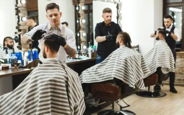 Are portable barber chairs a good investment for beauty salons?
