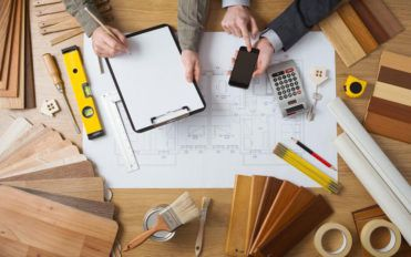 Basis for a home remodeling plan