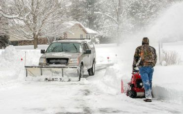 Best Snow Plows for off road vehicle from Meyer