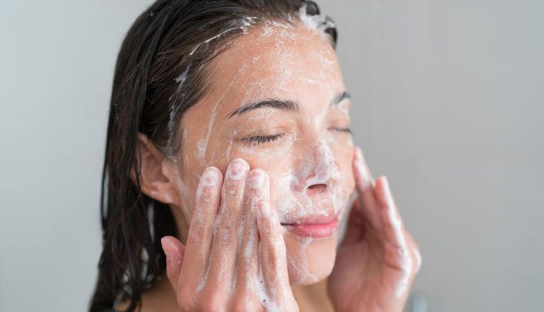 Best exfoliating face scrubs for younger looking skin