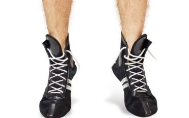 Buying boxing shoes for beginners