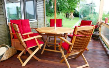 Care and maintenance tips for teak patio furniture