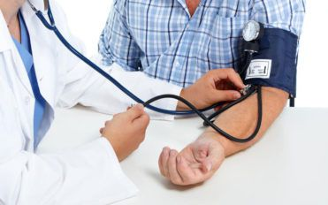 Causes and symptoms of high blood pressure