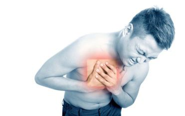 Causes of right side chest pain
