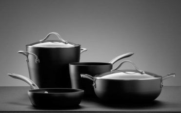 Choosing the right pots and pans with Calphalon
