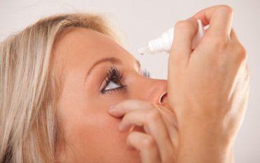 Chronic dry eye syndrome