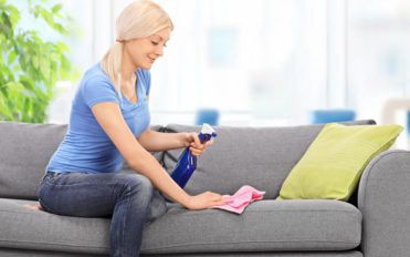 Clean home to keep allergies at bay