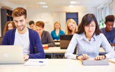 Common admission criteria required for a course in accounting