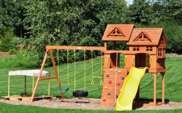 Common types of playsets
