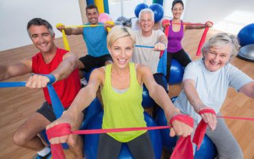 Control hypertension with exercises