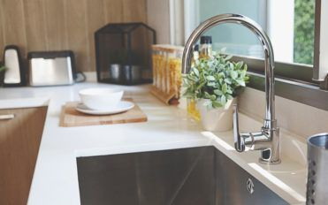 Creating a rustic look for your kitchen