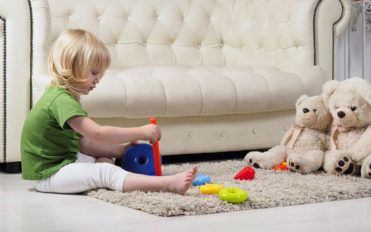 Creating well-developed children with toys and games
