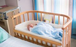 Crib – A baby's best friend