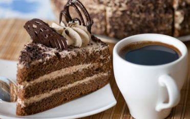 Decadent coffee cake recipe to die for