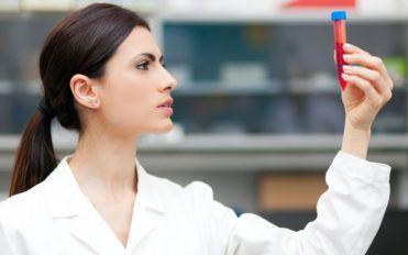 Details of prostate-specific antigen blood test