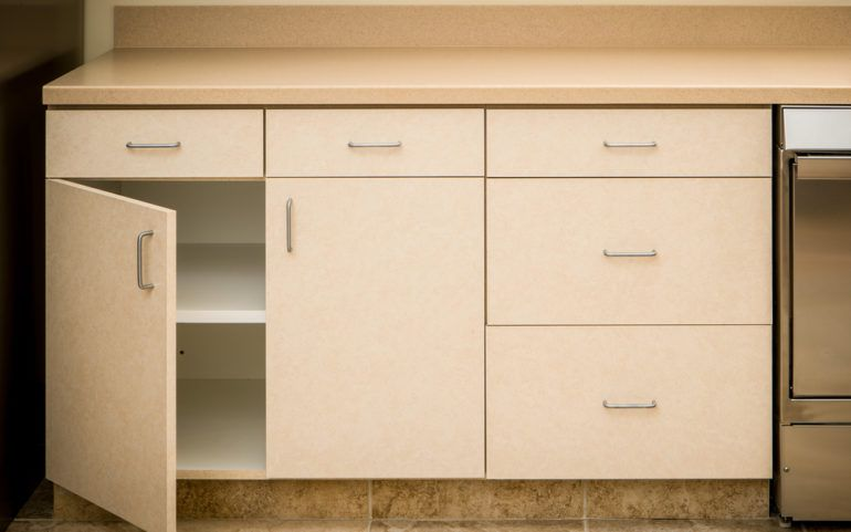 Different Types of Kitchen Cabinets Available for Your Home