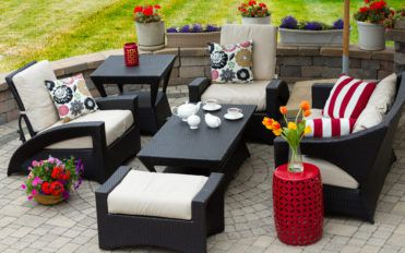 Different Types of Patio Furniture to Liven Up Your Outdoors
