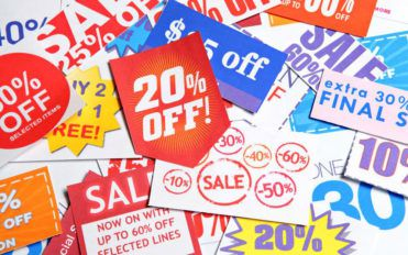 Different types of Victoria's Secret coupons