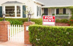 Different types of residential homes available for rent