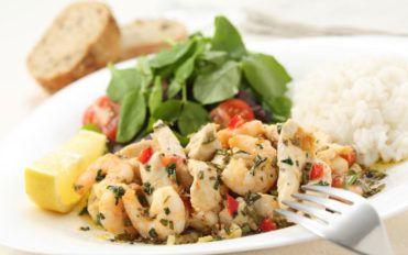 Different ways of preparing shrimp alfredo